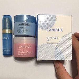 Korean beauty Laneige Good Night Kit